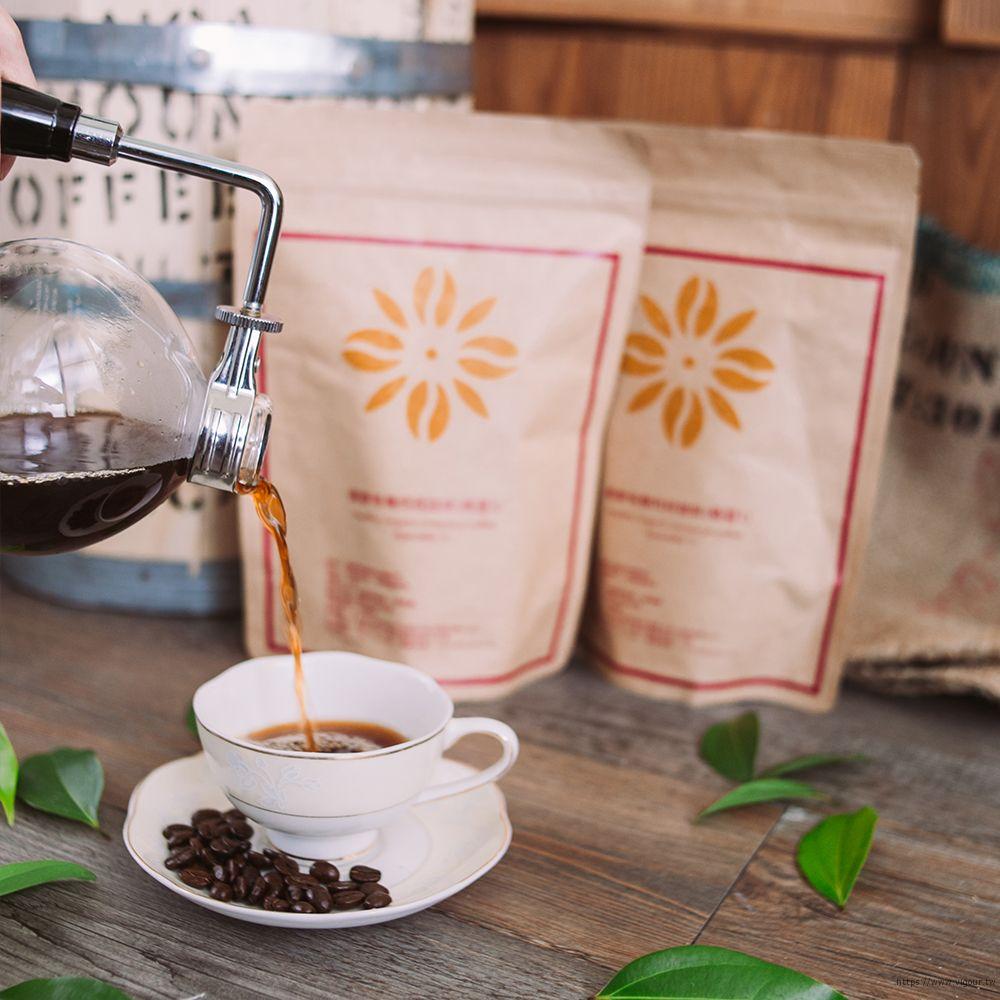 肉桂咖啡 - Gayo曼特寧咖啡豆 (半磅)