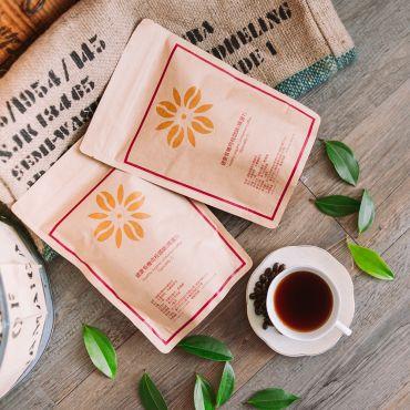 肉桂有機咖啡 - Gayo曼特寧有機咖啡豆 (一磅)